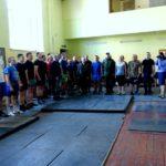 В Севастополе прошел чемпионат «Динамо» по гиревому спорту