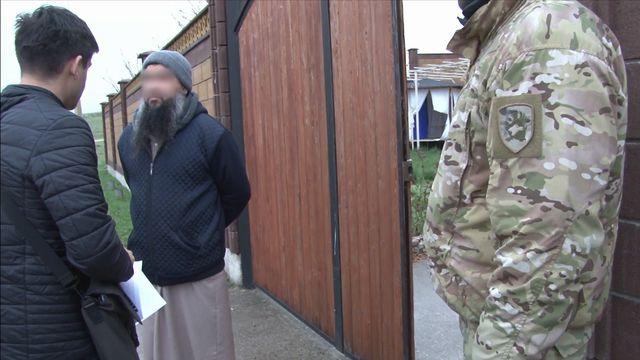 В Севастополе сотрудники ФСБ задержали лидера экстремистов